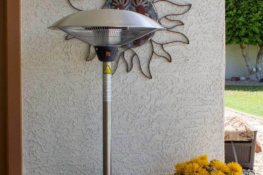 AZ Patio Heaters Tabletop Patio Heater Review
