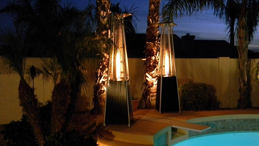 AZ Patio Heaters Patio Heater Review