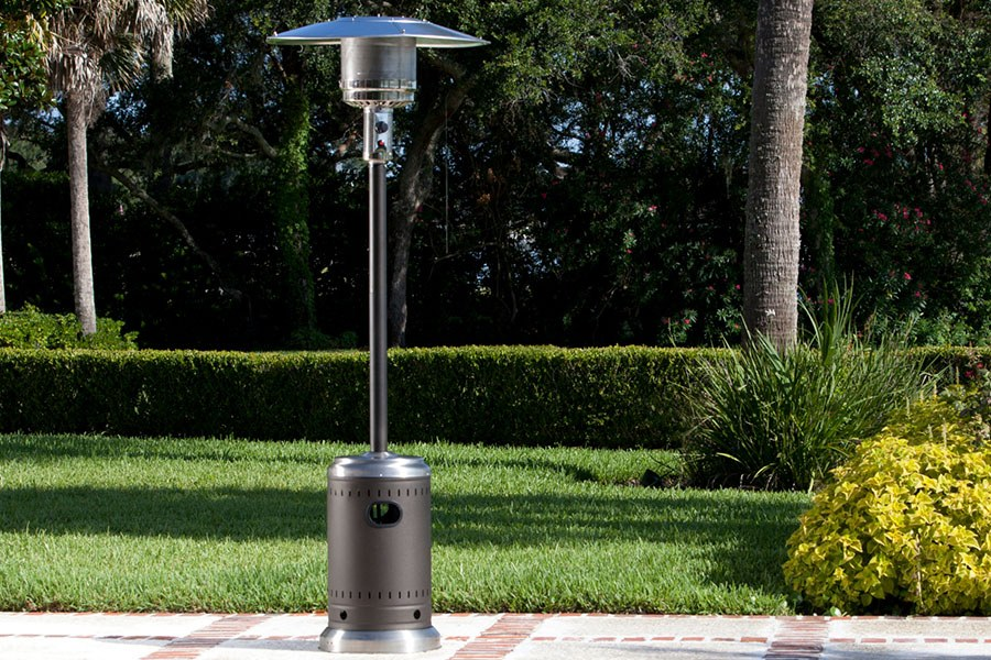 Fire Sense Mocha Commercial Patio Heater Review