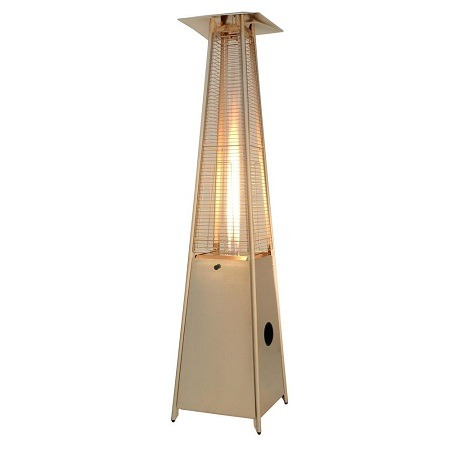 HLDS01-GTSS Quartz Glass Tube Patio Heater