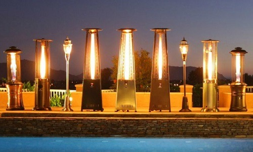 Different Patio Heaters